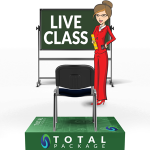 Live Class & Total Study Package