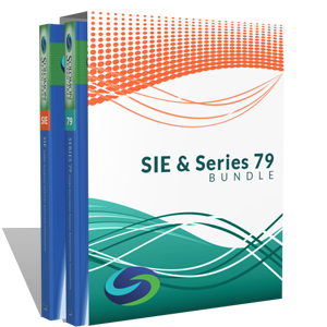 SIE & Series 79 Bundle