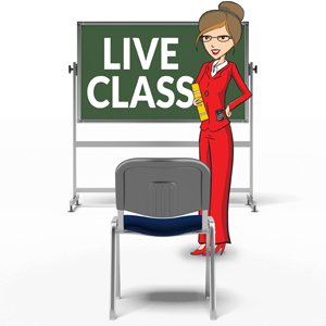Live Class Package