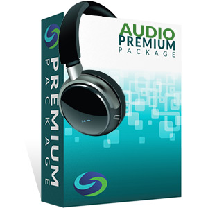 Audio Premium Study Package