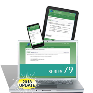 Series 79 Online Exam Simulator