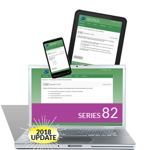 Series 82 Online Exam Simulator