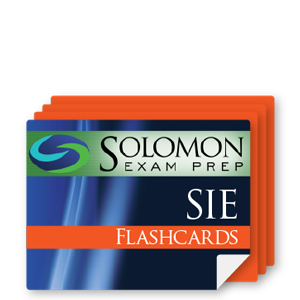 SIE Flashcards