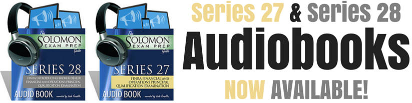 New Series 27 and 28 Audiobooks