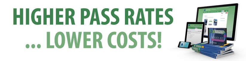 Higher Pass Rates, Lower Costs
